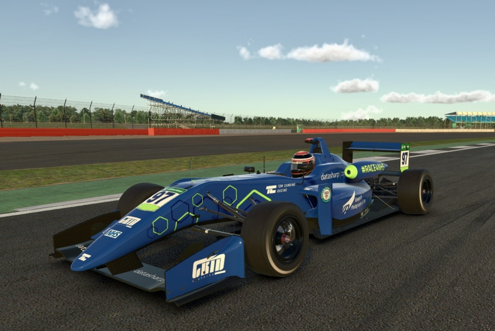 Race Day in the BRDC ESports Championship