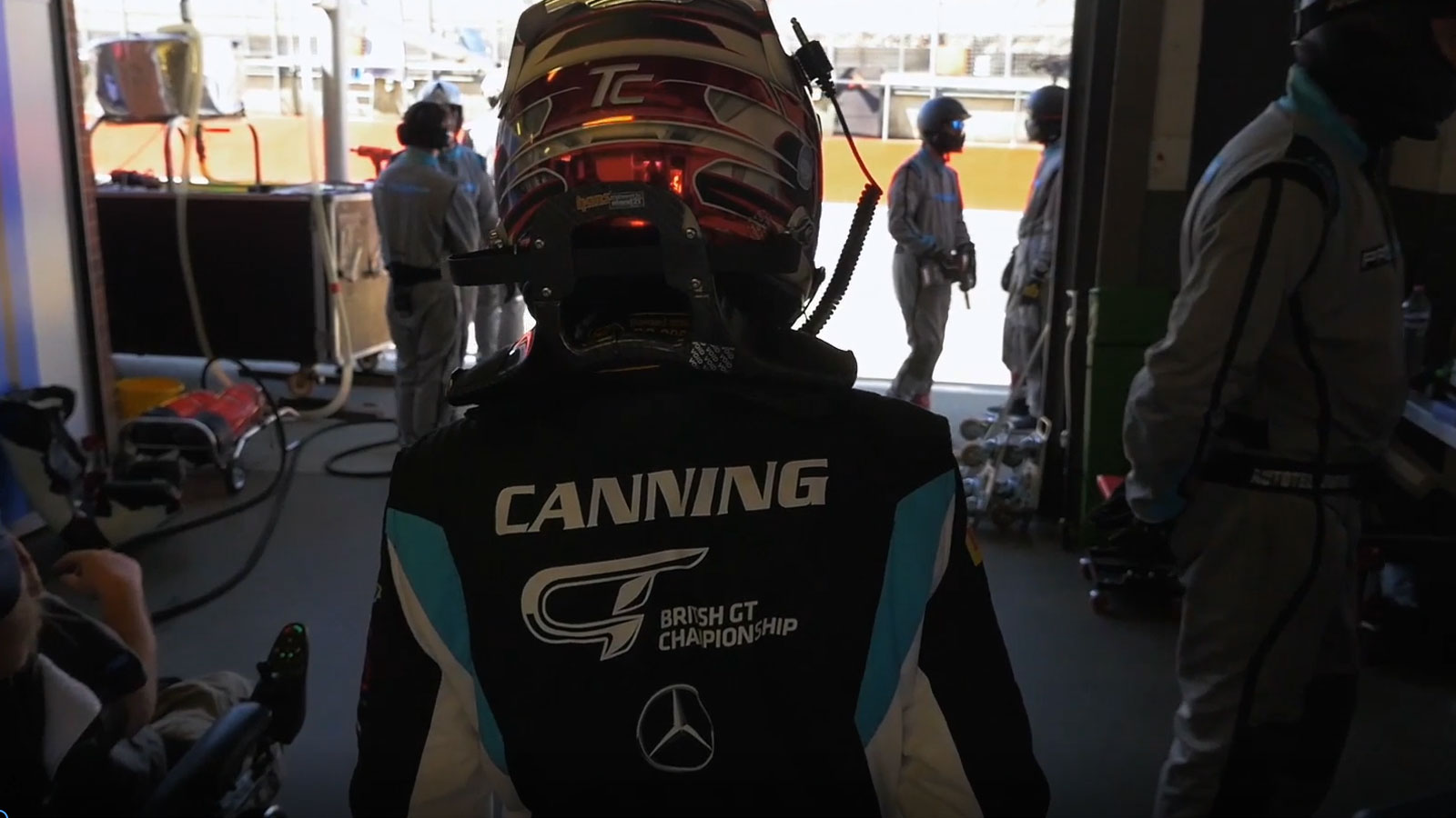 Tom Canning Racing Video